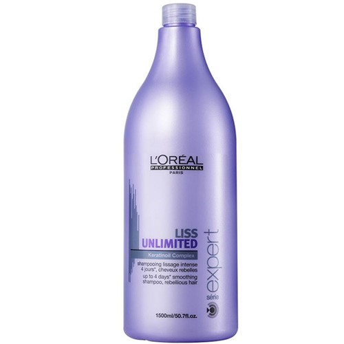 Shampoo Série Expert Liss Unlimited 1500ml