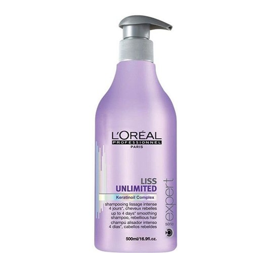 Shampoo Série Expert Liss Unlimited 500ml