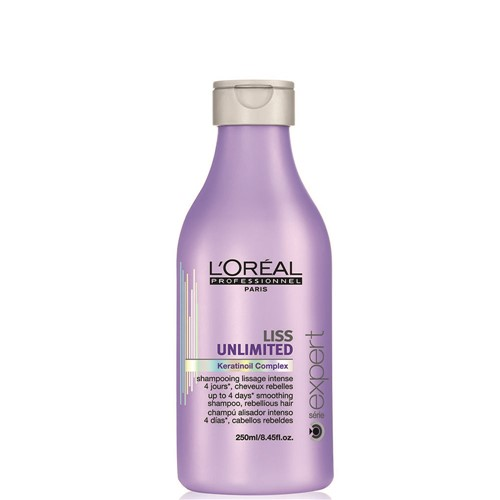 Shampoo Série Expert Liss Unlimited 250ml