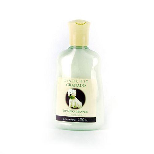 Shampoo Silicone Pet Granado 250 Ml