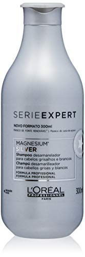 Shampoo Silver, 300 Ml, L'Oreal Professionnel