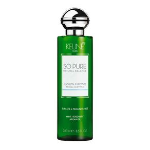 Tudo sobre 'Shampoo So Pure Cooling 250ml'