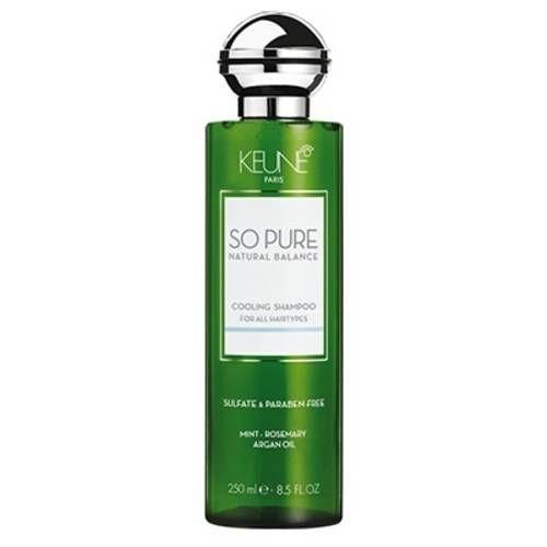 Shampoo So Pure Cooling Unissex 250ml Keune