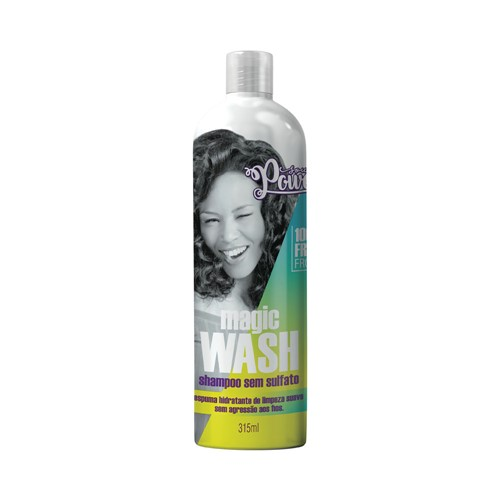 Tudo sobre 'Shampoo Soul Power Magic Wash 315ml'