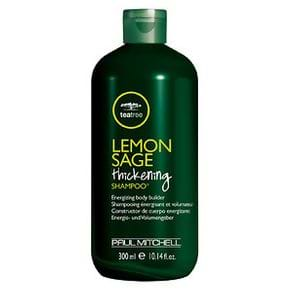 Tudo sobre 'Shampoo Tea Tree Lemon Sage Thick 300ml'