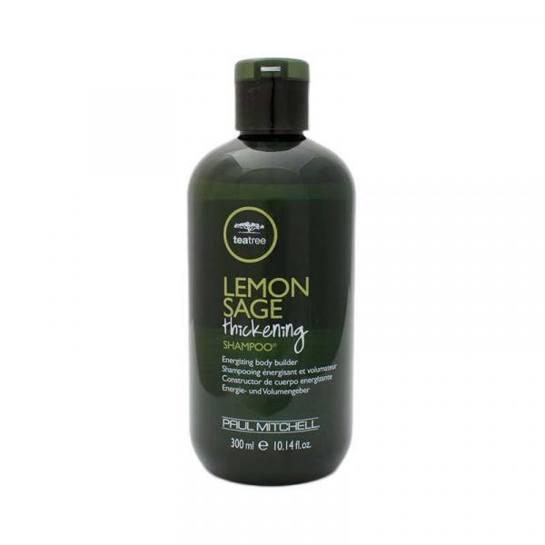 Shampoo Tea Tree Lemon Sage Thickening - Paul Mitchell