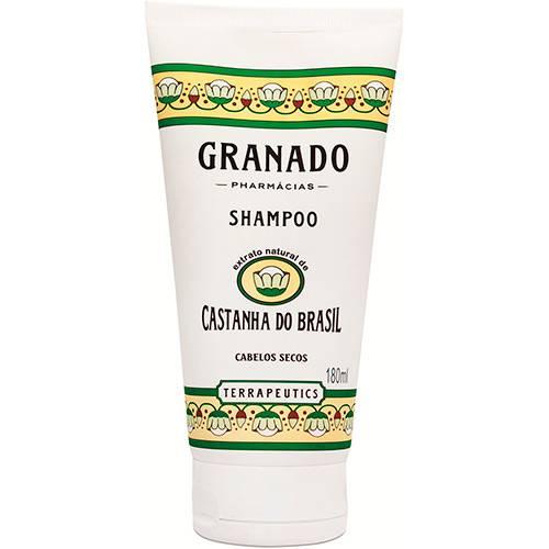 Shampoo Terrapeutics Castanha do Brasil - 180ml - Granado