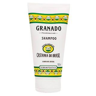 Shampoo Terrapeutics Castanha do Brasil Granado 180ml