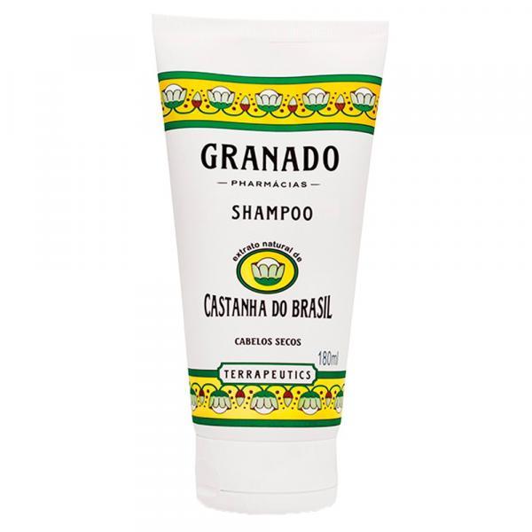 Shampoo Terrapeutics Castanha do Brasil Granado