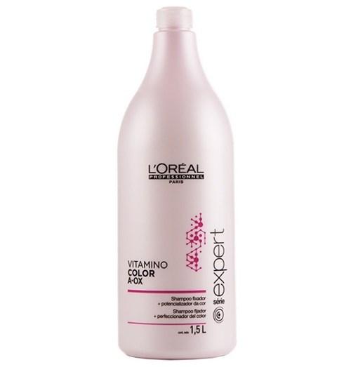 Shampoo Vitamino Color A.ox 1,5L [L'oréal Professionnel]