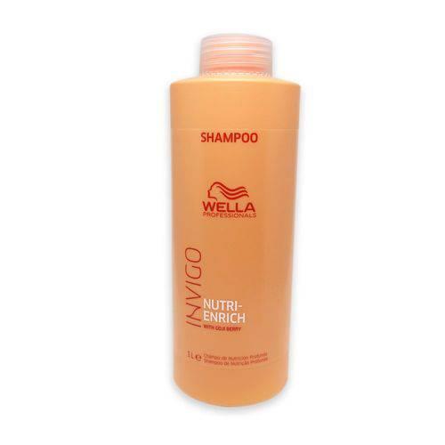 Tudo sobre 'Shampoo Wella Enrich 1 Litro'