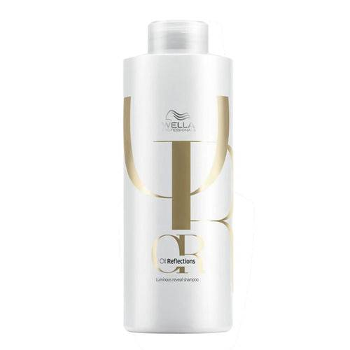 Tudo sobre 'Wella Oil Reflections Shampoo 1l'