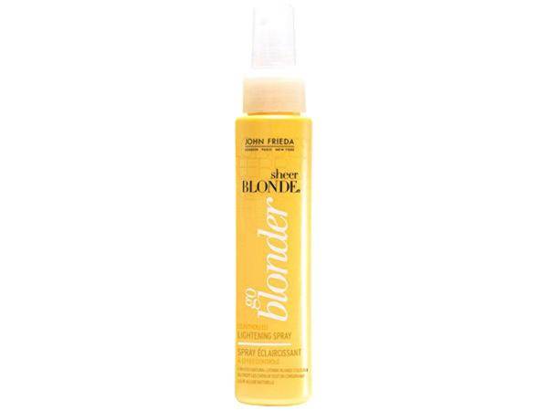 Sheer Blonde Go Blonder Controlled Lightening - Spray Clareador 103ml - John Frieda