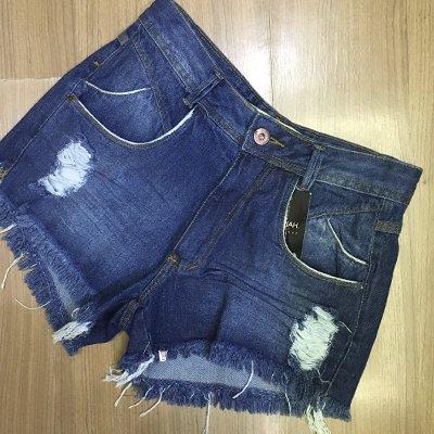 Tudo sobre 'Shorts Jeans Desfiado (36)'