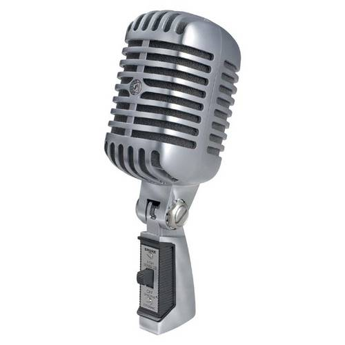 Shure 55sh-Ii Microfone
