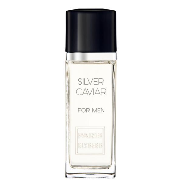 Silver Caviar Paris Elysees Eau de Toilette - Perfume Masculino 100ml