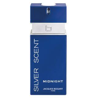 Silver Scent Midnight Jacques Bogart Perfume Masculino - Eau de Toilette 100ml
