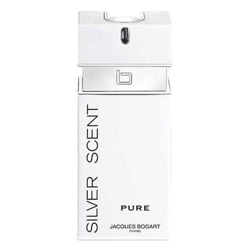Silver Scent Pure de Jacques Bogart Eau de Toilette Masculino 100 Ml