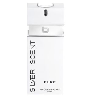 Silver Scent Pure Jacques Bogart - Perfume Masculino - Eau de Toilette 100ml
