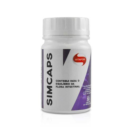 Tudo sobre 'Simcaps 30 Caps Vitafor'