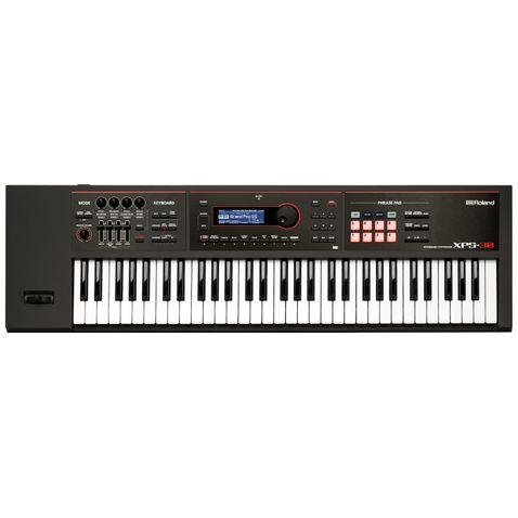 Tudo sobre 'Sintetizador Roland Xps 30'
