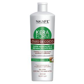 Skafe Keraform Óleo de Coco - Condicionador 500ml