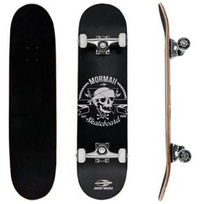 Skate Chill Street Completo Profissional Mormaii - Abec5 90a Caveira - Pt