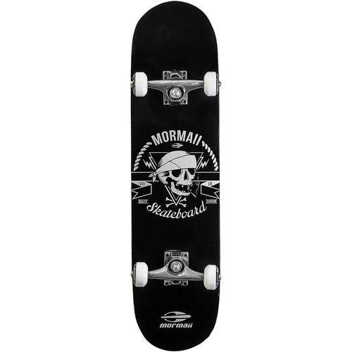 Skate Completo Profissional Mormaii - Chill Street Caveira
