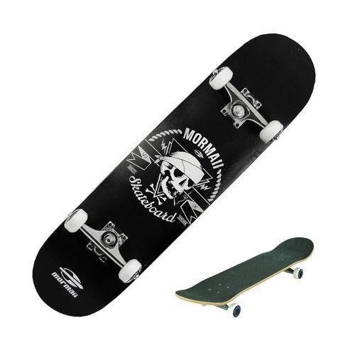 Skate Profissional Completo Chill Skull Mormaii