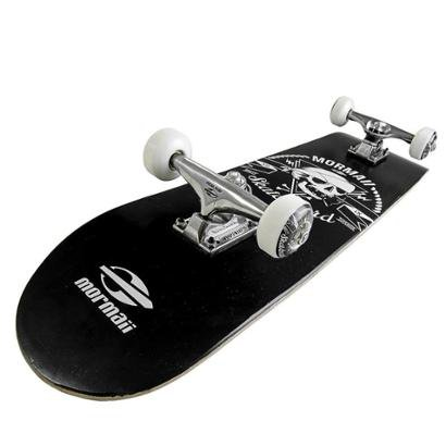 Skate Skateboard Mormaii Chill Caveira