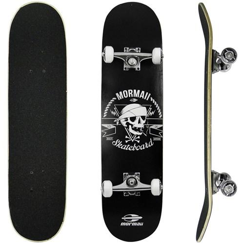 Skate Street Chill Mormaii Abec 5 Branco e Preto - 4984