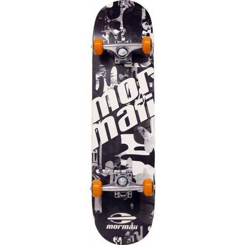 Skateboard Chill Cinza - Mormaii