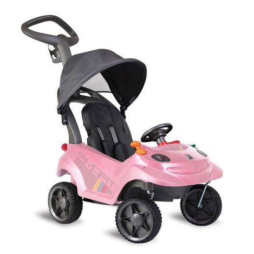 Tudo sobre 'Smart Baby Comfort Rosa - Bandeirante'