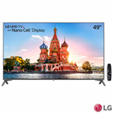 Tudo sobre 'Smart TV 4K LG LED 49 Nano Cell Display, WebOS 3.5, Harman/kardon, Controle Smart Magic - 49UJ7500'