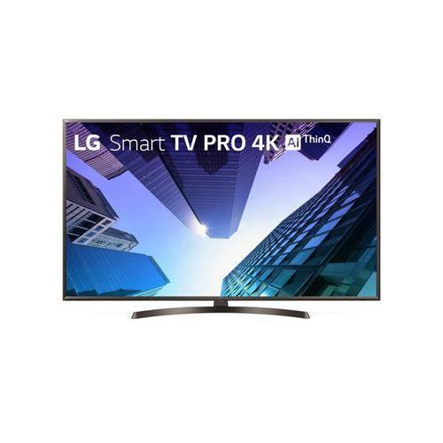 Tudo sobre 'Smart Tv 55 Lg Led Ips Uhd 4k Smart Pro 55uk631c'
