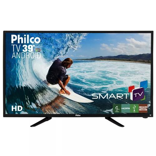 "Tudo sobre 'Smart TV 39"" Philco PH39N91DSGWA LED'"