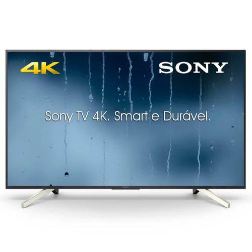 Tudo sobre 'Smart TV LED 4K UHD 65'' Sony KD-65X755F com 4K X-Reality Pro, Motionflow XR 240 e HDR'