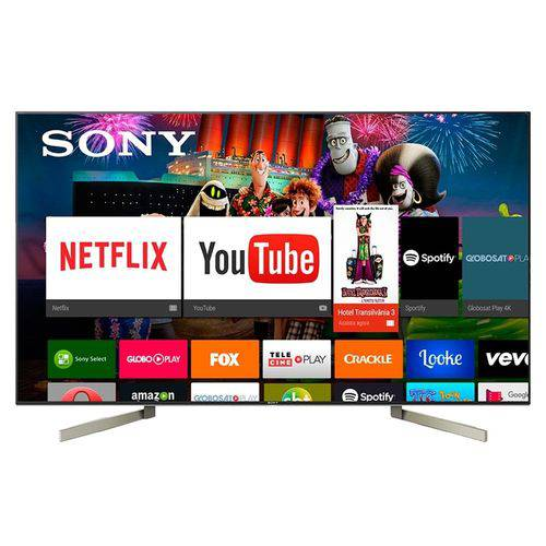 "Tudo sobre 'Smart Tv Led 55"" Sony Xbr-55x905 4k Hdr com Android, Wi-Fi, 3 USB, 4 Hdmi,x-motion ,x-tended Dynamic, Controle Comando de Voz'"