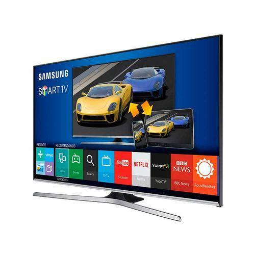 Tudo sobre 'Smart TV LED Full HD Samsung J5500AGXZD com Wi-Fi, Conversor Integrado e Youtube'