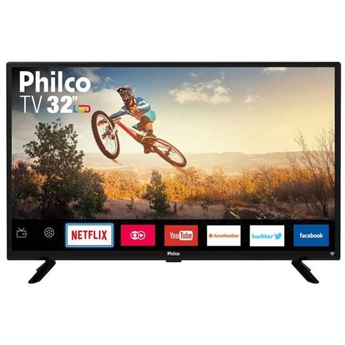 """Tudo sobre 'Smart TV LED 32"""" HD Philco PTV32G50SN Bivolt'"""