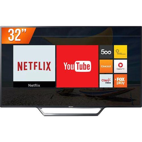 Tudo sobre 'Smart TV LED 32'' HD Sony KDL-32W655D 2 HDMI 2 USB Wi-Fi Integrado Conversor Digital'