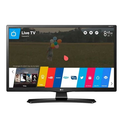 "Smart TV Monitor LED 28"" HD LG 28MT49S-PS Bivolt"