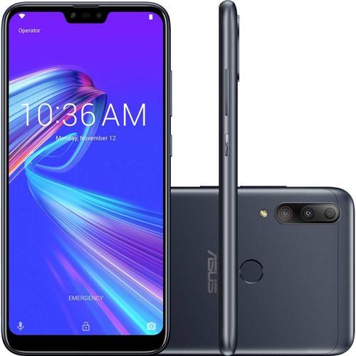 Tudo sobre 'Smartphone Asus ZB634KL Zenfone Max Shot Preto 64GB'
