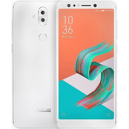 Tudo sobre 'Smartphone Asus ZC600KL Zenfone 5 Selfie Pro Branco 128 GB'