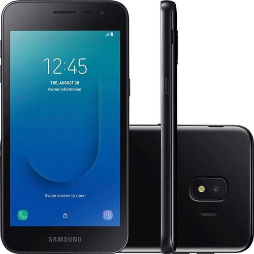 Smartphone Galaxy J2 Core Preto 16Gb Samsung J260M