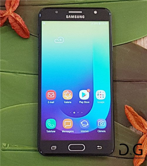 Smartphone Galaxy J7 Prime 32Gb Preto (Seminovo)