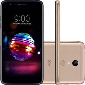 "Smartphone K11 Plus 32GB 5,3"" Dual Chip 4G Dourado LG"