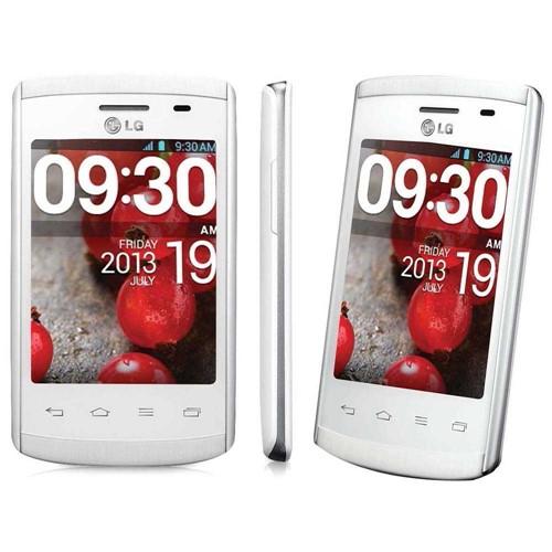 Tudo sobre 'Smartphone LG E410 L1 II Branco 4 GB'