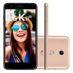 Smartphone LG K11 Alpha Dual 16GB 5.3'' 4G 7.1 8MP - Dourado