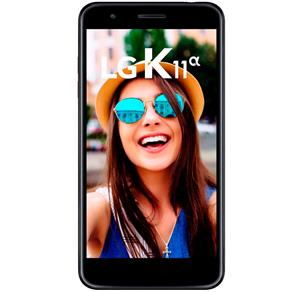 Smartphone LG K11 Alpha LMX410BTW Dourado